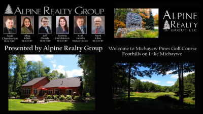 6281 Foothills Trail ~ Gaylord