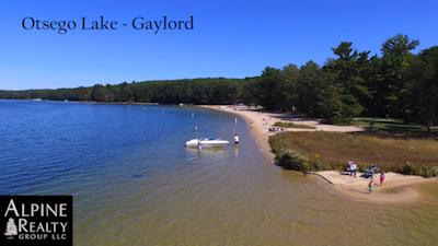 Otsego Lake ~ Gaylord